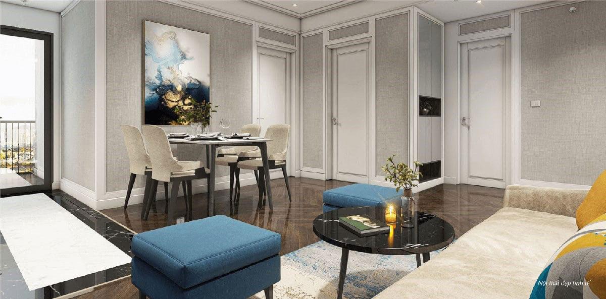 Mẫu căn phòng 3D Altara Residences Quy Nhơn